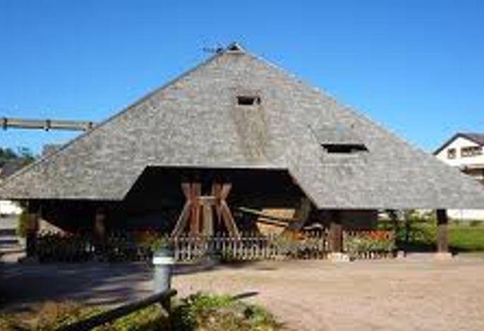 Mühle Unterkirnach mit freundlicher Genehmigung der Gemeinde Unterkirnach