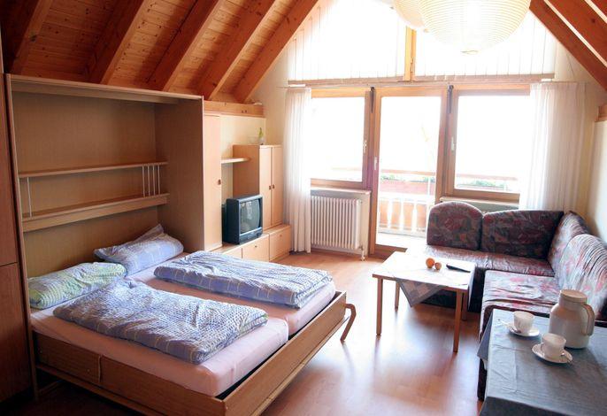 Schlaf-/Wohnraum
