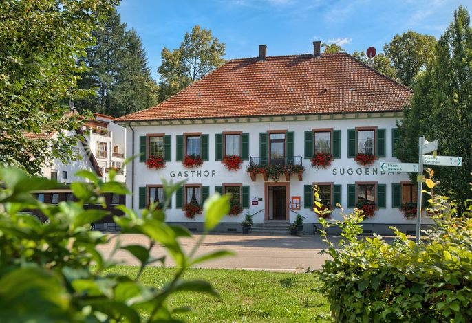 Haupthaus-Restaurant Suggenbad
