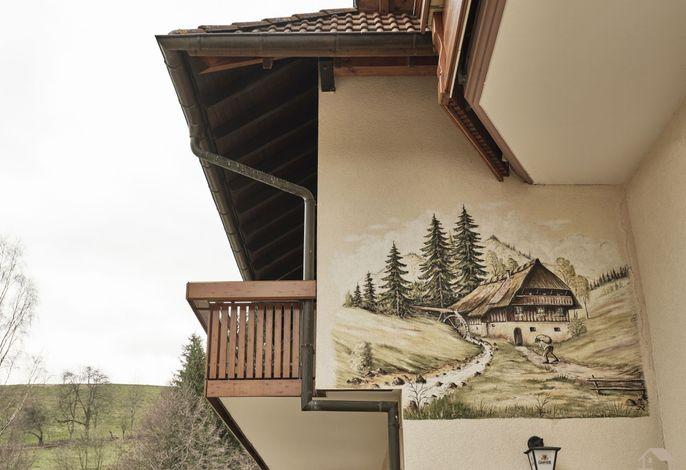 Gebäudedetail