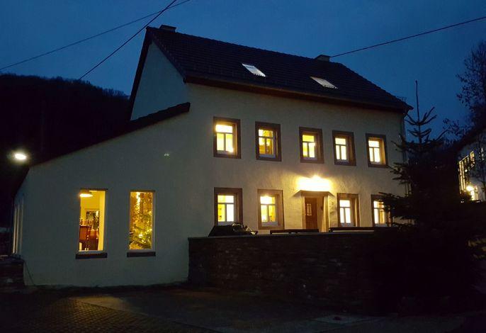 Das Eifel Landhaus Enztal mit der Ferienwohnung Eifelblick