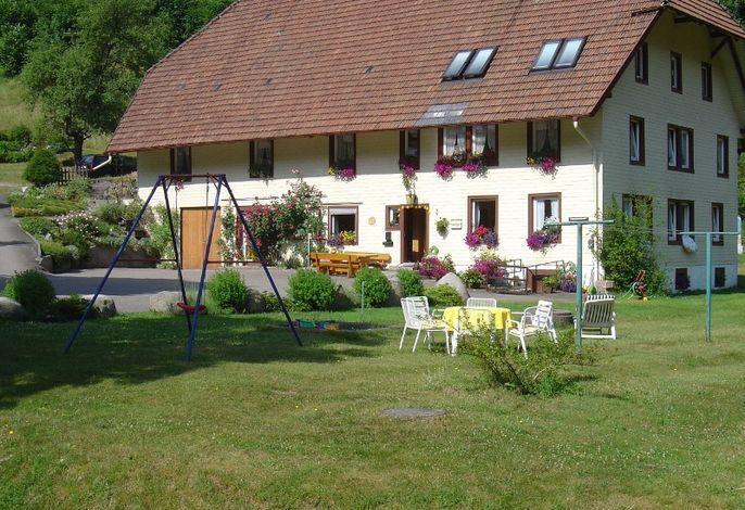 Aussenansicht Gästehaus Brigitte Kienzler
