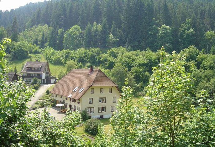 Aussenansicht_Fern Gästehaus Brigitte Kienzler