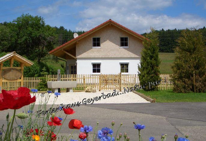 Ihr Ferienhaus Geyerbad
