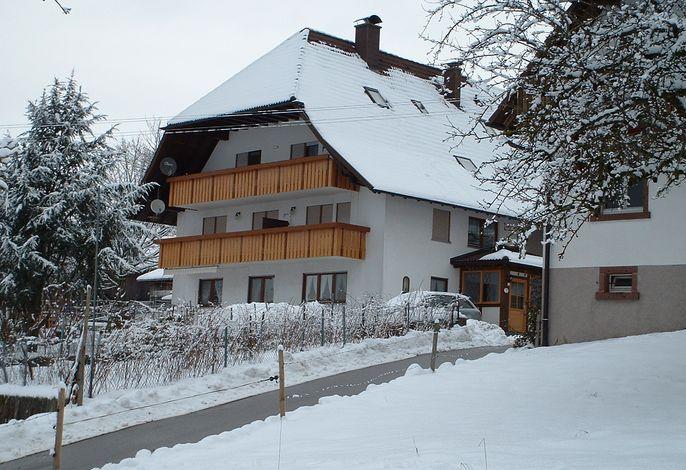 Fischerhof im Winter