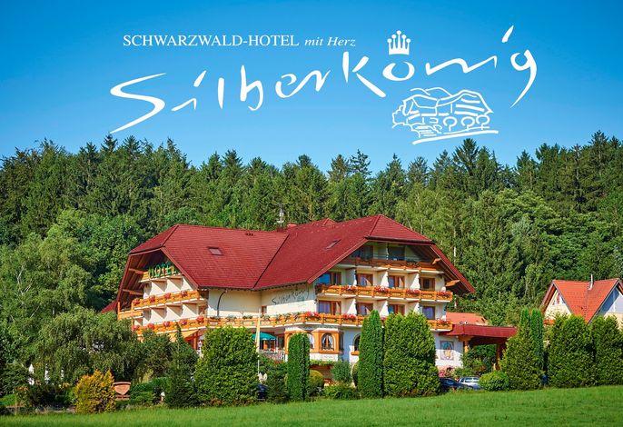 Silberkönig Schwarzwald Hotel Außenansicht