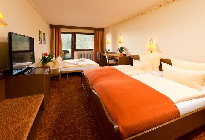Komfort Dreibettzimmer