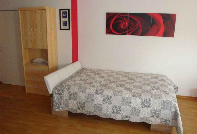 Französchische Doppelbett