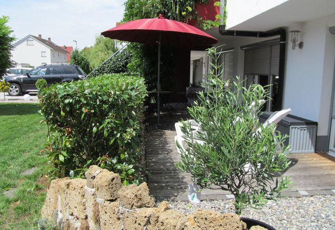 Haus Auryn Garten