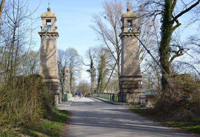 Ansicht Brücke