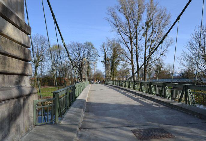 weitere Ansicht der Brücke
