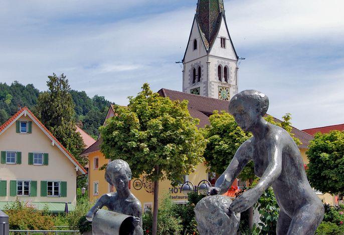 Badbrunnen An der Promenade in Sipplingen