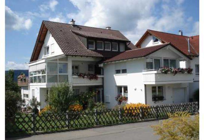 Haus Nordseite