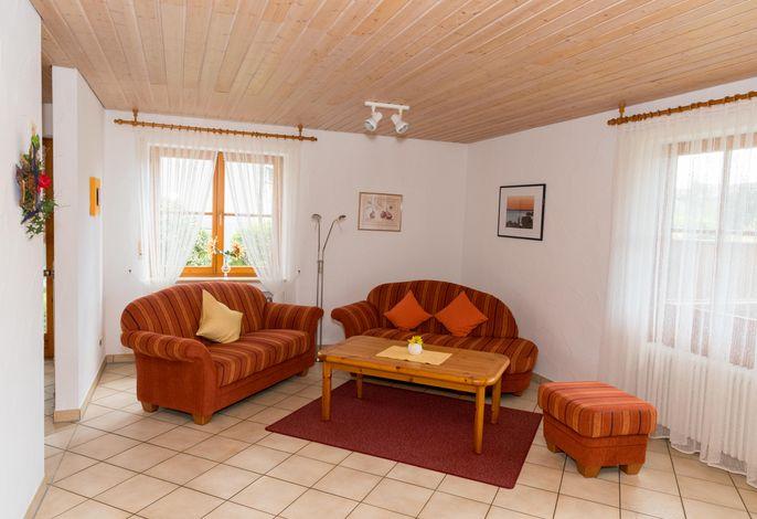Wohnraum Wohnung 3