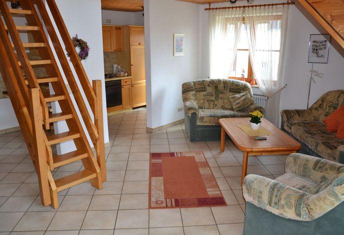 Wohnraum Wohnung 6