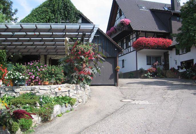 Haus Winzerhof Außenansicht