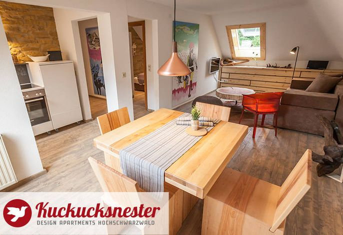 Kuckucksnester Menzenschwand (Albhof)