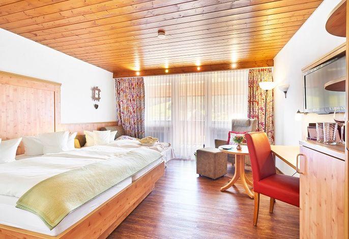 Doppelzimmer Buche, ca. 24 qm