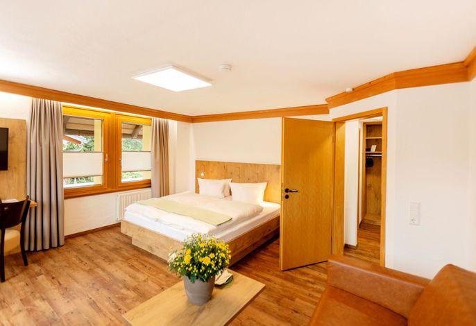 Schlaf-Wohnzimmer