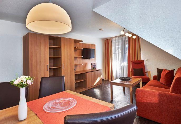 Familienappartement Roseneck   50 qm