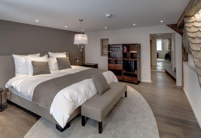 Doppelzimmer Comfort - Blick in das Zimmer