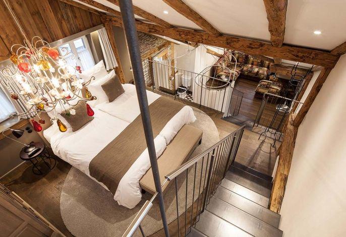 Top Suite Nr. 12 Schlafbereich