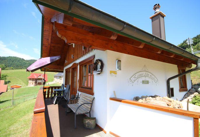 Ferienhaus Kasimiers Alm Lodge