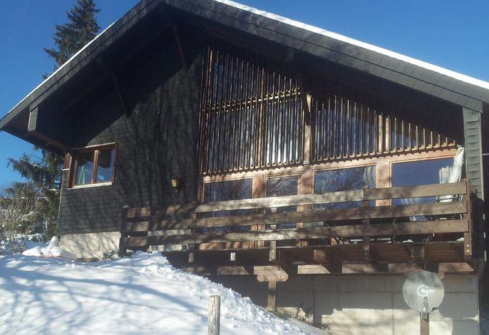 Das Haus im Januar 2015