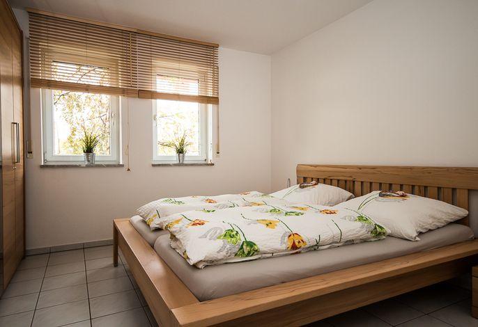 Schönes gemütliches Schlafzimmer