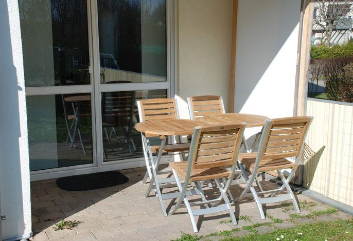 Gemütlicher Sitzplatz/Terrasse