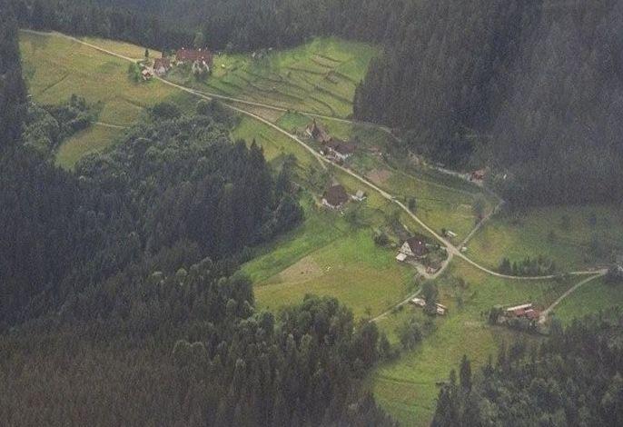 Luftbild Kupferberg