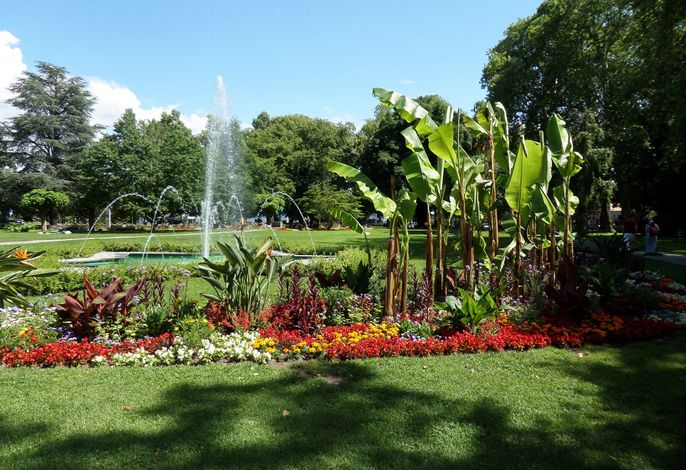 Insel-Stadtgarten