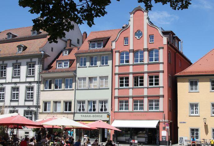 Hensler-Haus am Marktplatz