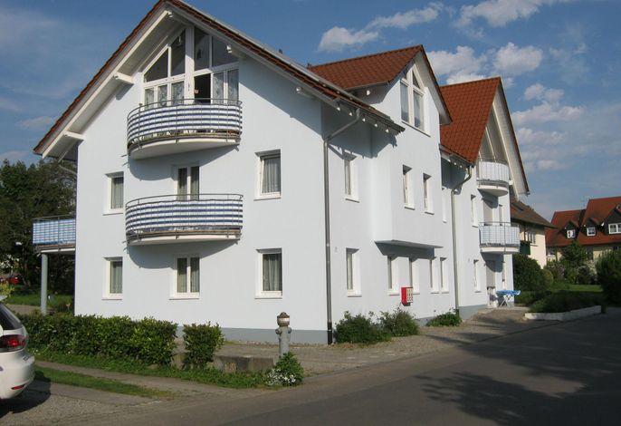 Gebäudeansicht Südwestseite