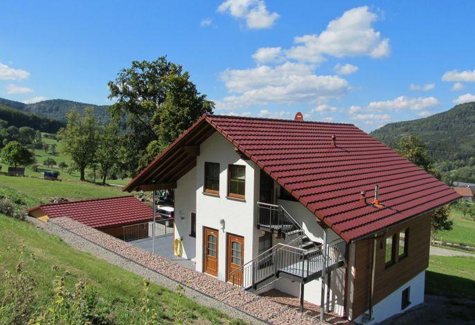 Ferienhaus Albzeit
