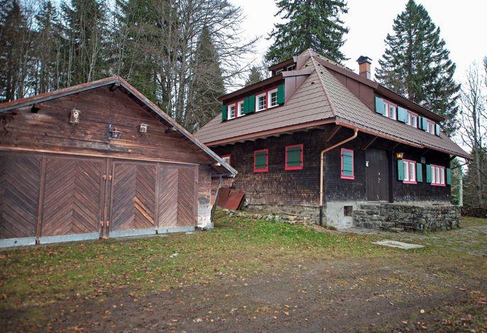 Panorama Zähringer Hütte