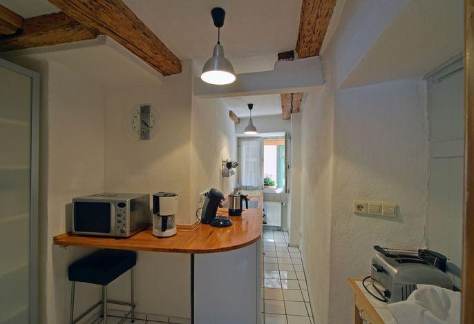 Altstadt Appartement Insel 2, (Freiburg), LHS 03747