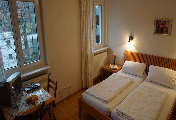 Hotel-Pension Goldene Krone, (Freiburg), LHS03892