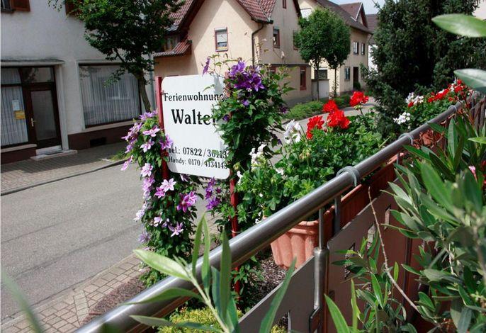 Ferienwohnung Walter