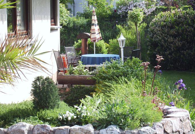 Freisitz im Garten
