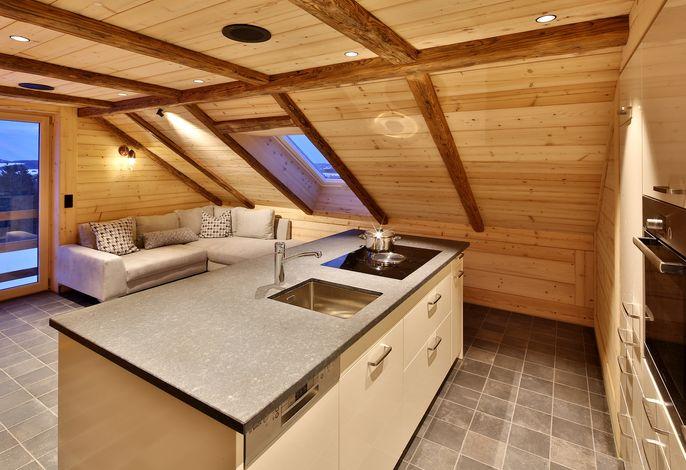 Stubekammer Wohnküche