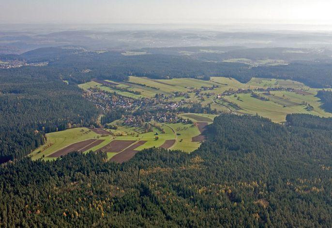 Würzbach Luftbild