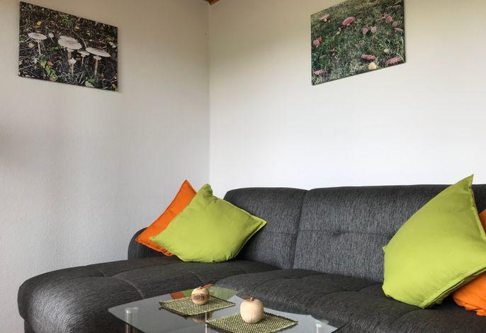 gemütlich Wohnen mit Panoramablick für 2-6 Personen