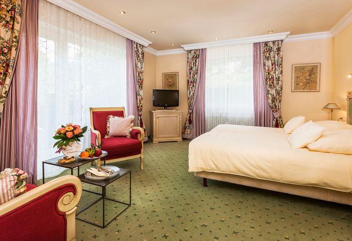 Relais & Chateaux Hotel Schwarzmatt, (Badenweiler), LHS04336 Neu