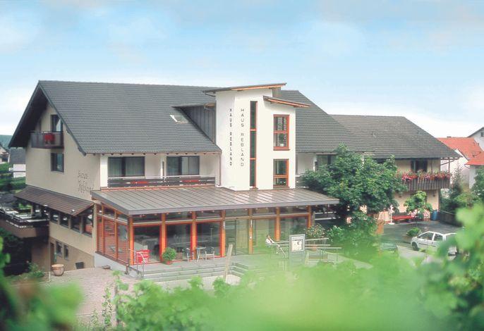 Haus Rebland Hotel Restaurant Außenansicht