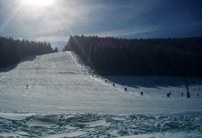 5 Gehminuten entfernt: Skilift Altglashütten