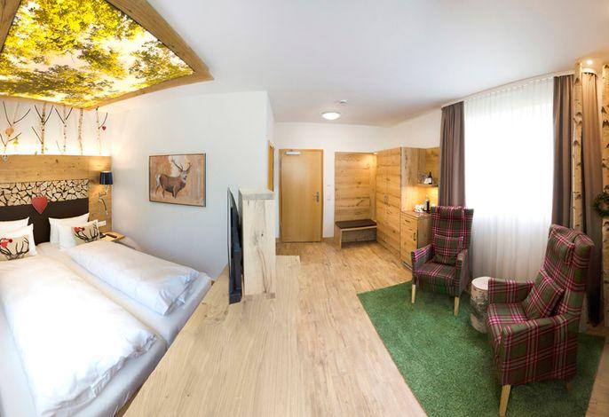 Waldgezwitscher Doppelzimmer Deluxe