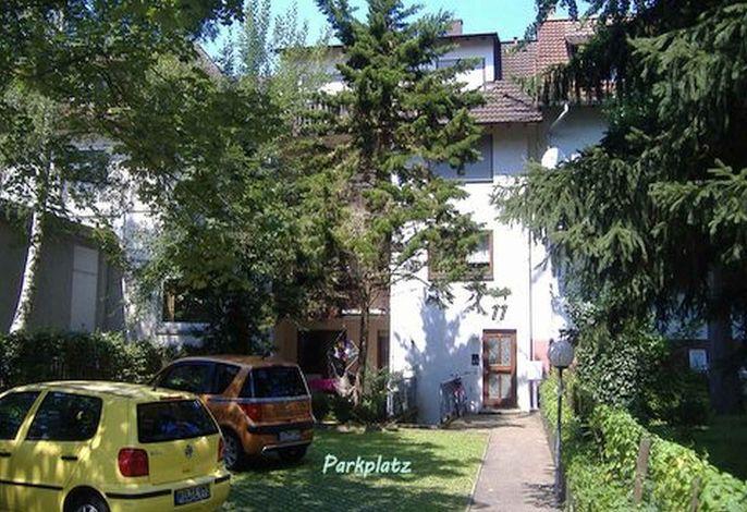 Wohnung am Bernhardusplatz