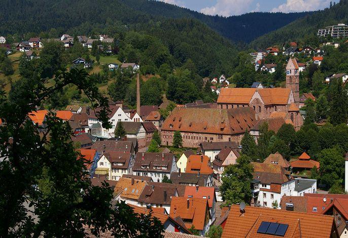 Alpirsbach-Zentrum
