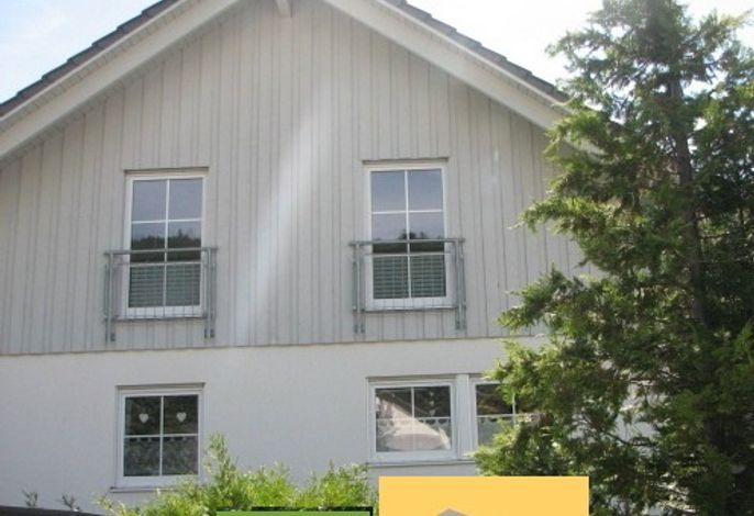 Fewo Zellerhorn Vorderansicht Haus